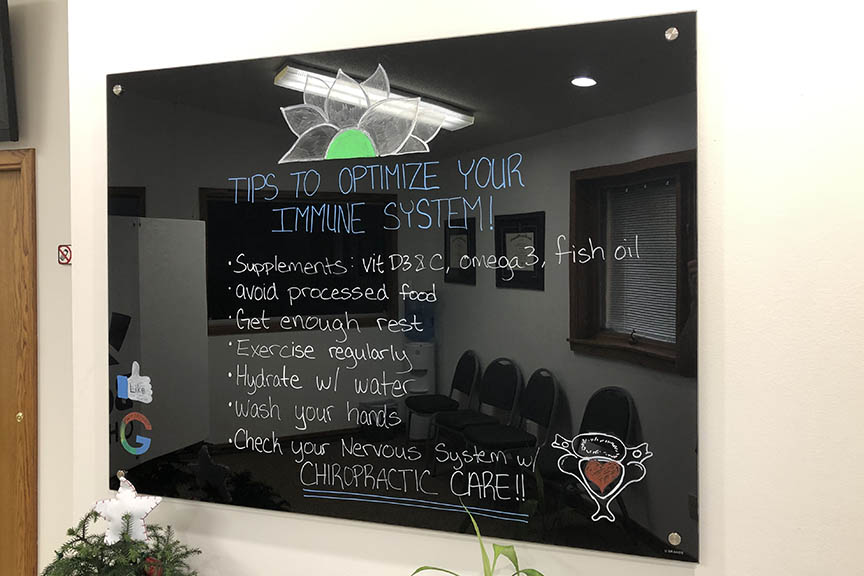 Better Life Chiropractic Message Board